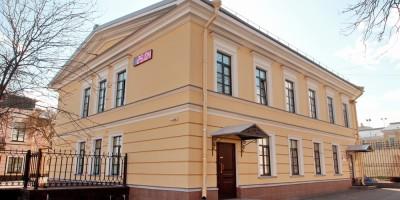 Московский проспект, дом 17, литера В