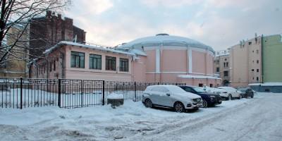 Невский проспект, 100, флигель кинотеатра Колизей