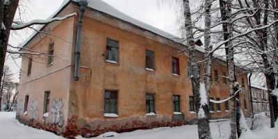 Ново-Ковалево, 2-я Поперечная улица, дом 8