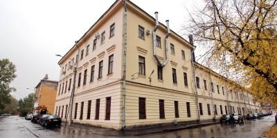Общественный переулок, 5, Невский метизный завод