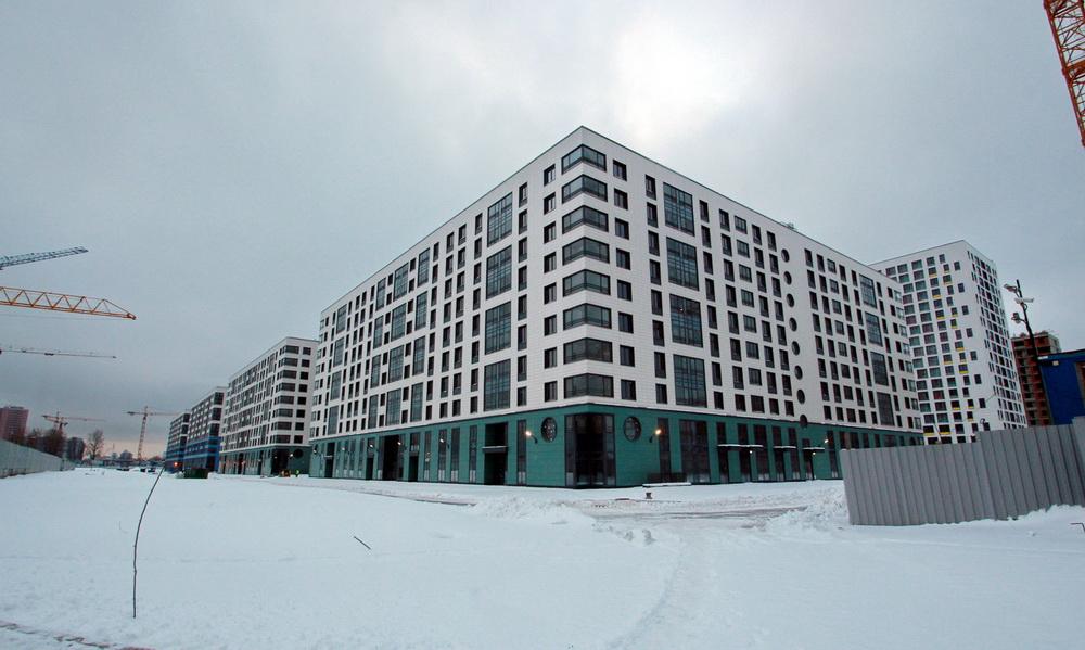 Парфеновская улица, дома 9 и 11