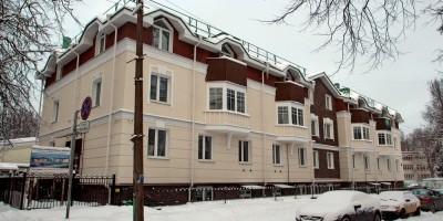 Павловск, улица Васенко, дом 3, строение 1