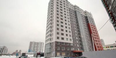 Проспект Космонавтов, дом 102, корпус 3