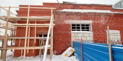 Проспект Маршала Блюхера, дом 12, литера Б, ремонт, восстановление