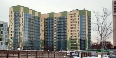 Проспект Маршала Блюхера, дом 6, корпус 2