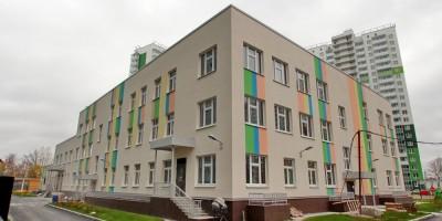Проспект Энергетиков, дом 11, корпус 4, детский сад