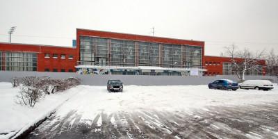 Пушкин, Ленинградская улица, 83, реконструкция детской спортивной школы олимпийского резерва