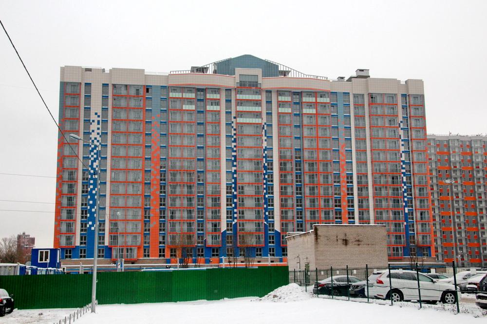 Среднерогатская улица, дом 10, корпус 1
