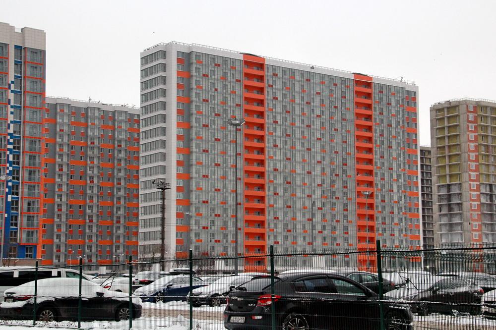 Среднерогатская улица, дом 12, корпус 1