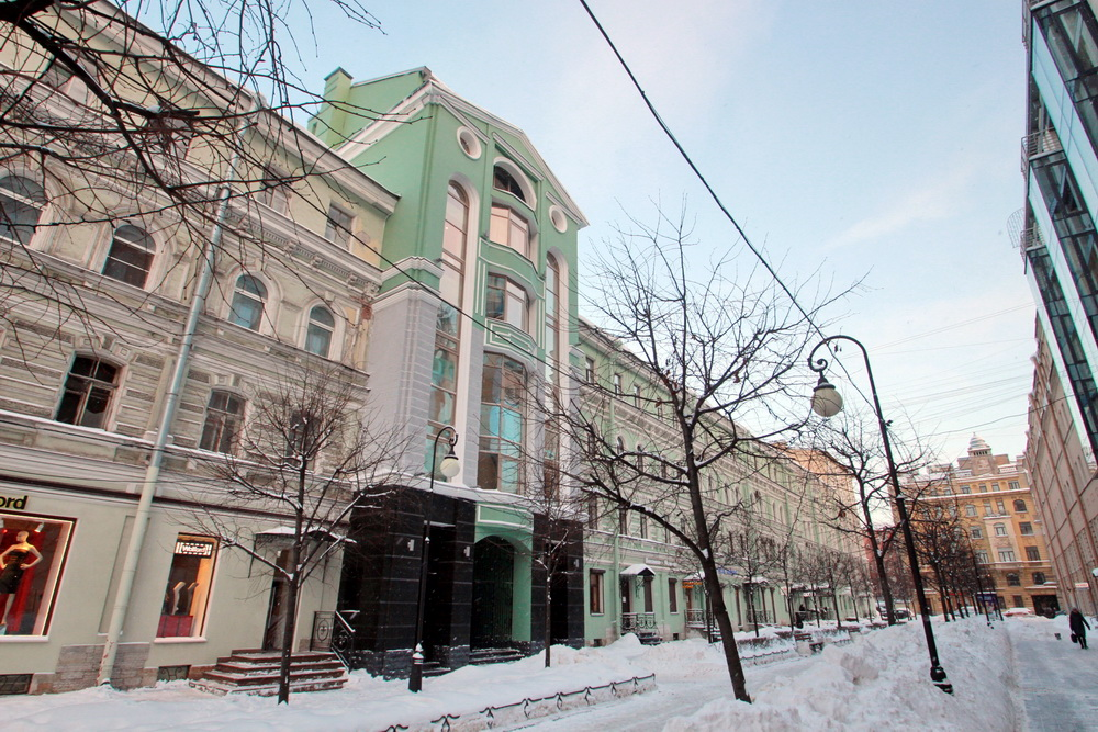 Тележный переулок, 2