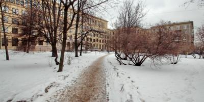 Торжковская улица, 4, сквер