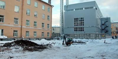 Улица Льва Толстого, дом 6-8, литеры АЖ и АЕ после сноса