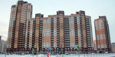 Улица Маршала Казакова, 58 и 60
