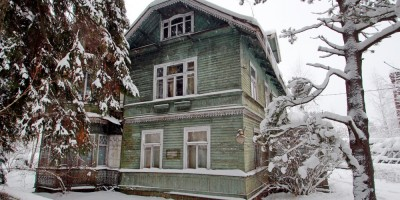 Зеленогорск, Красноармейская улица, 32, дача