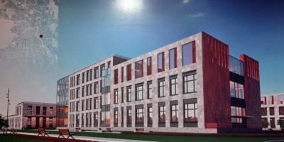 Дальневосточный проспект, проект школы