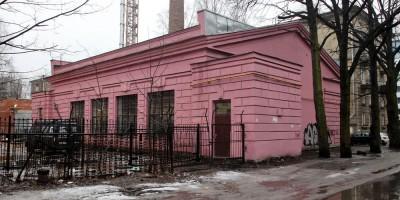 Ярославский проспект, дом 16, литера Б
