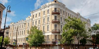 Кронштадт, проспект Ленина, дом 39а, Дворец культуры
