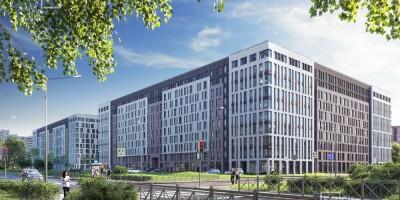 Манчестерская улица, проект жилого комплекса