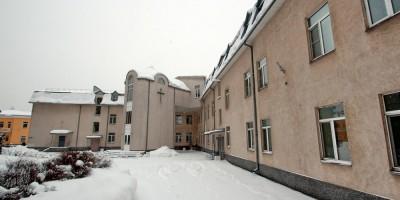 Общежитие Христианского университета на Нарвском проспекте, 11, литера Б