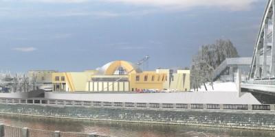 Проект бизнес-центра на Обводном канале, 28