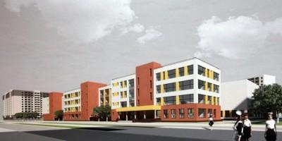 Проект школы на проспекте Ветеранов