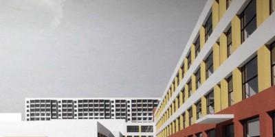 Проект школы на проспекте Ветеранов в Солнечном городе