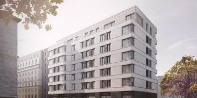 Проект жилого дома на Уфимскй улице