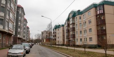 Пушкин, Краснослободский переулок
