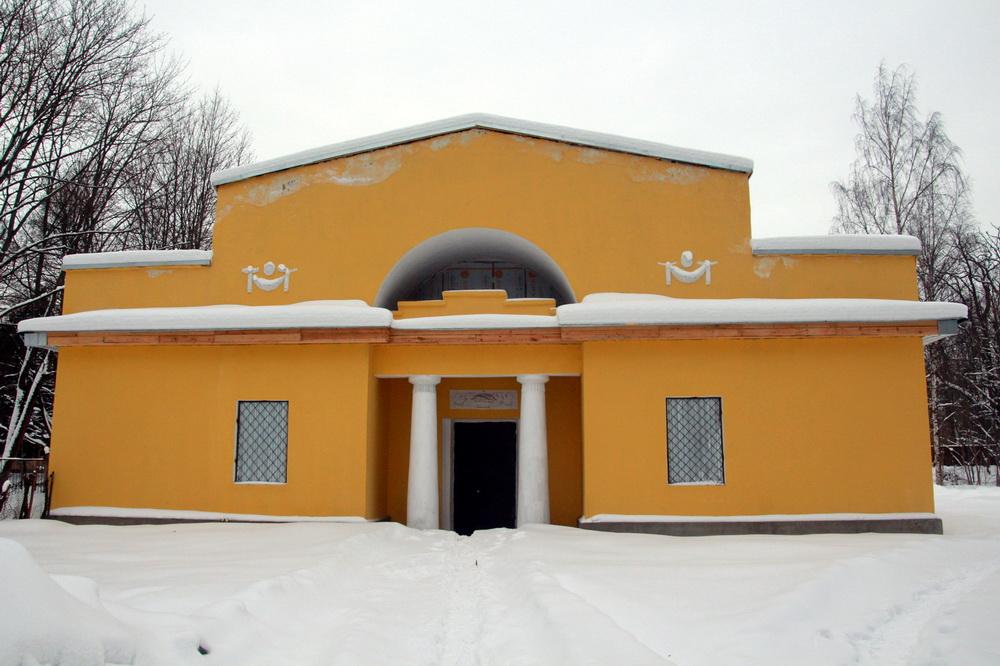 Пушкин, Павловское шоссе, дом 8, литера Л, картофелехранилище