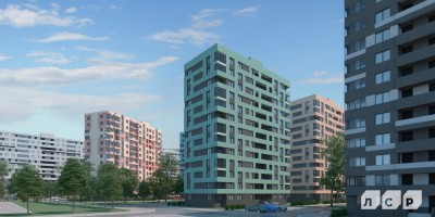 Ручьи, жилой комплекс от ЛСР