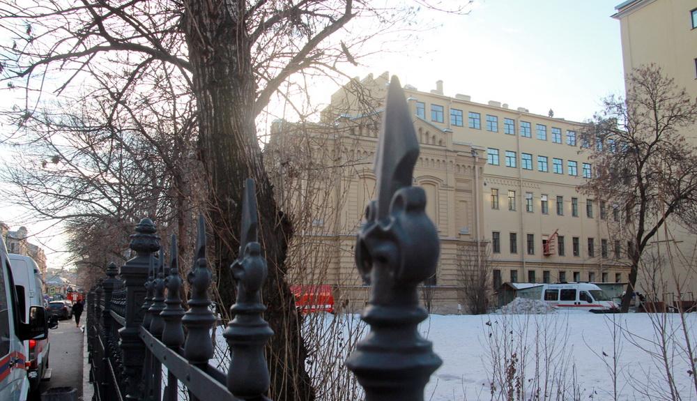 Улица Ломоносова, 9