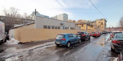 Улица Помяловского