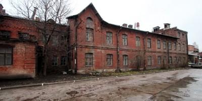 Здание лаборатории Санкт-Петербургского трубочного завода на Уральской улице, 1, литера Щ