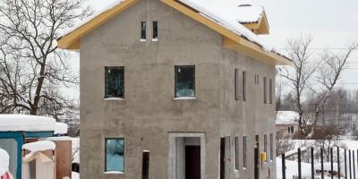 Жилой дом на проспекте Двадцать Пятого Октября, 14, в Дудергофе