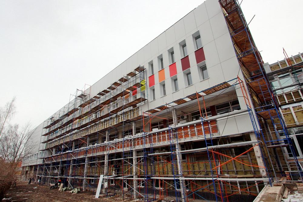 Акт обследования капитального ремонта фасада