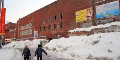 Флигель на Гороховой улице, 47, литера В