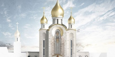 Гжатская улица, проект церкви иконы Умиление