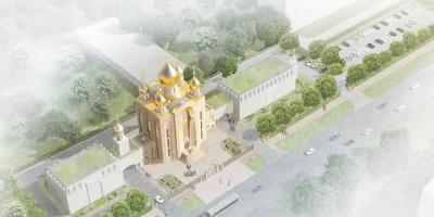 Гжатская улица, проект храмового комплекса
