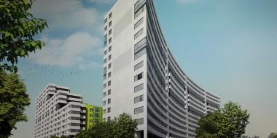 Якорная улица, 9а, проект жилого дома
