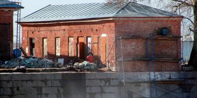 Кронштадт, Макаровская улица, дом 2а, литера Б