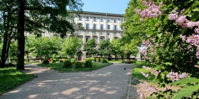 Левашовский сквер