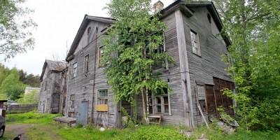 Лисий Нос, Зеленый проспект, дом 2, корпус 1