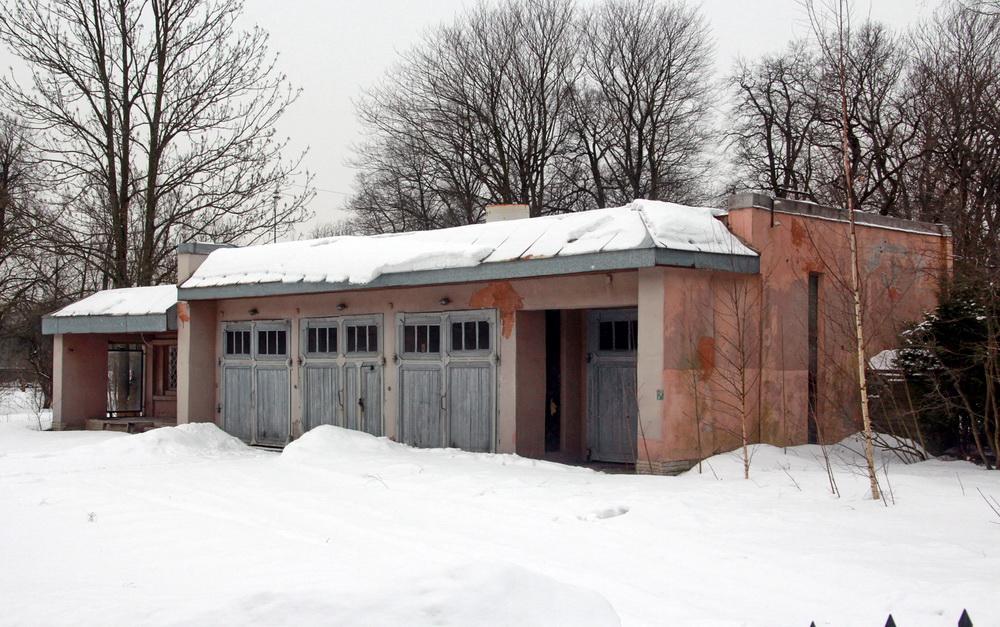 Набережная реки Малой Невки, дом 13, литера Г