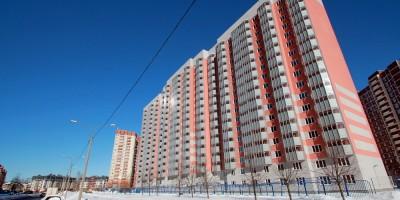 Новоколомяжский проспект, дом 12, корпус 1