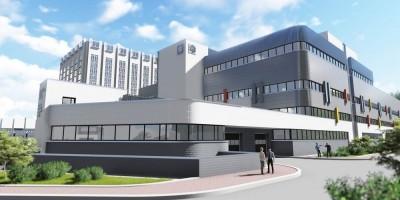 НИИ скорой помощи имени Джанелидзе на Будапештской улице, 3, проект нового корпуса