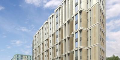 Парфеновская улица, проект офисного здания