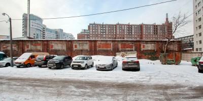 Пискаревский проспект, дом 3, литера Ц, дореволюционный фасад