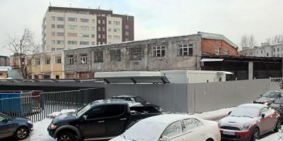 Пискаревский проспект, дом 3, литера Ц, двухэтажный корпус