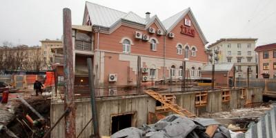 Улица Савушкина, 10, корпус 2, пристройка