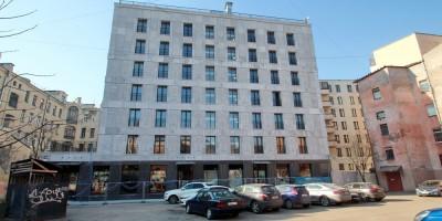 10-я Советская улица, дом 8, вид с улицы Моисеенко